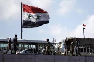 Курды объявили о создании федерального региона на севере Сирии