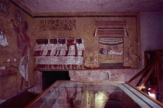 В гробнице Тутанхамона обнаружены две тайные комнаты