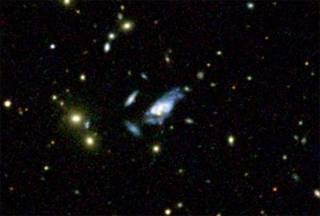 Ученые NASA открыли десятки гигантских супергалактик