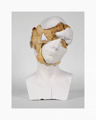 Если попытаться сделать скульптуру из хлеба, может получиться нечто подобное