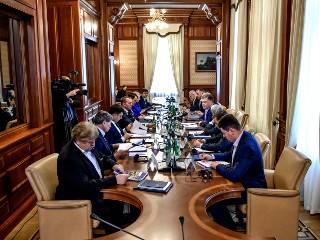 В Киеве открылся Международный консультативный совет с очень авторитетным составом