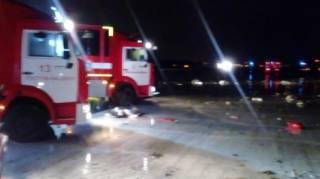 Самолет, разбившийся под Ростовом-на-Дону, мог не выдержать предельных нагрузок