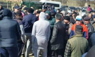 На Буковине контрабандисты заблокировали работу пограничников