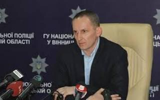 Экс-главу Винницкой полиции, подозреваемого в госизмене, освободили в зале суда