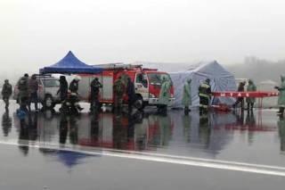 Специалисты восстановили предварительную картину авиакатастрофы в Ростове