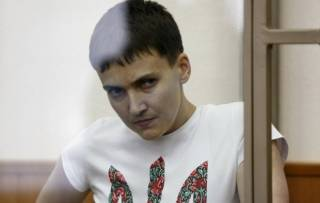 Защита Савченко обратилась за помощью в ООН