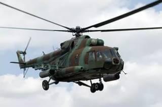 Сразу 6 российских вертолетов шпионили на границе с Крымом