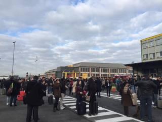 Брюссельская полиция уже проводит обыски в связи с утренними терактами <nobr>/СМИ/</nobr>