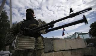 Боевики активизировались по всей линии соприкосновения /АТО/