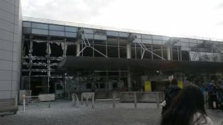 У террористов, атаковавших аэропорт Брюсселя, было пять чемоданов
