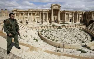 Сирийские войска готовят решающий штурм Пальмиры