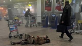 Количество жертв теракта в Брюсселе стремительно увеличивается