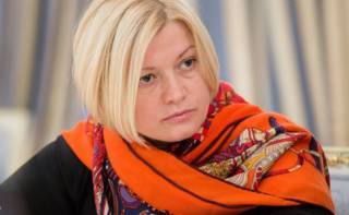 Геращенко пустили в Минск