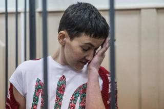 Надежда Савченко намерена возобновить сухую голодовку