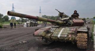 Донецк и Горловка подверглись танковым обстрелам