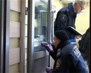 В Киеве ограбили ювелирный магазин. Ранен охранник