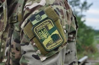 1 военный погиб и 10 получили ранения в зоне АТО за минувшие сутки