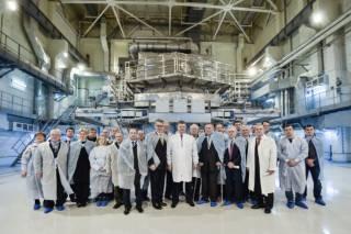В Харькове запустили первую украинскую ядерную установку мирового значения