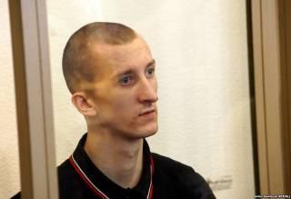 Кольченко уже дважды отправляли в штрафной изолятор