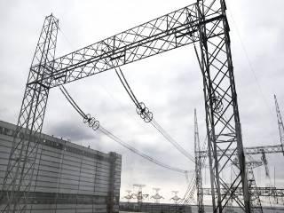 Все три энергоблока Южноукраинской АЭС отключены от энергосистемы