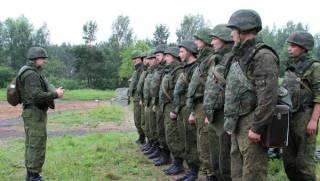 Россия перебросит на границу с Украиной около 10 тысяч мотострелков