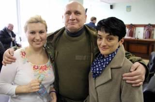 Подозреваемого в погромах российских банков в Киеве отпустили под личное обязательство