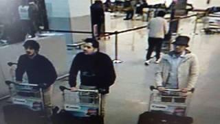 Бельгийская полиция опубликовала фоторобот еще одного террориста, судьба которого неизвестна