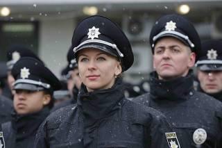 В Борисполе появилась патрульная полиция
