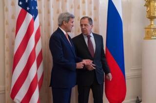 Керри и Лавров продуктивно обсудили ситуацию в Украине
