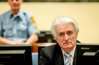 Гаагский трибунал признал Радована Караджича виновным в преступлениях против человечности