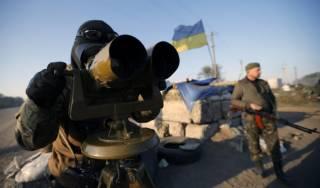 В штабе АТО заподозрили боевиков в подготовке усиления атак в районе Авдеевки и Ясиноватой