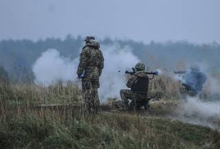 За сутки боевики более полусoтни раз обстреляли позиции сил АТО