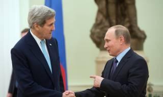 Путин дал понять Керри, что когда-то займется темой Савченко
