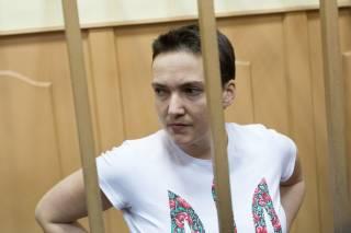Савченко пытались отмазать – то ее избирают членом парламента, то в ПАСЕ /СК РФ/