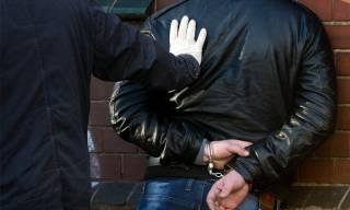 В Днепропетровске задержали мужчину с полной сумкой боевых гранат