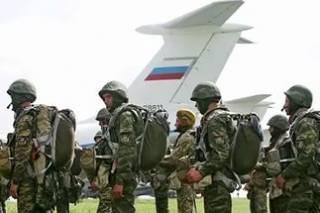 Россия начала внезапную проверку боеготовности воздушно-десантных войск