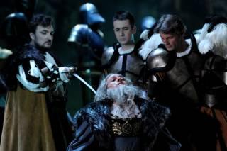 Кинотеатр «Жовтень» покажет знаковую оперу Джузеппе Верди «Эрнани»