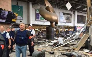 По делу о терактах в Брюсселе уже задержаны 10 подозреваемых в трех странах