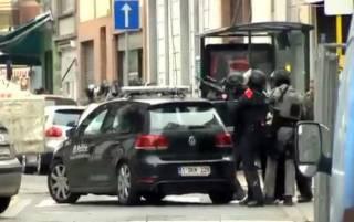 В Брюсселе снова гремят взрывы