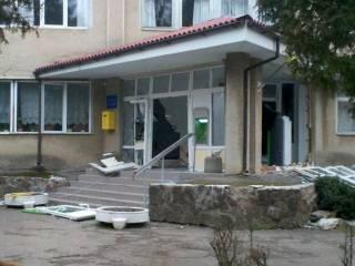 На Прикарпатье в больнице прогремел взрыв