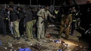 Боевики «Талибана» устроили теракт у детской площадки в Пакистане. Погибли 53 человека