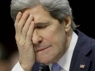 Россия не является союзником США в Сирии /Керри/