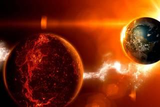 Астрономы считают, что потенциальную девятую планету нашей системы Солнце «отжало» у соседней звезды