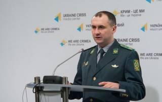 Россия активно использует военную технику вблизи границы и в Крыму /ГПС/
