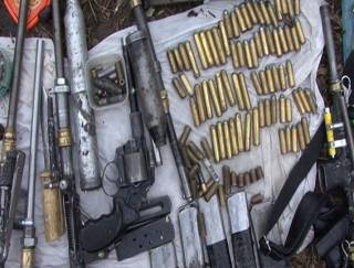 Луганчанин в Киеве превратил гараж в оружейную мастерскую