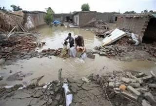Наводнение в Пакистане привело к гибели 53 человек