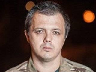 Семенченко раскрыл истинную сущность полицейской миссии ОБСЕ на Донбассе
