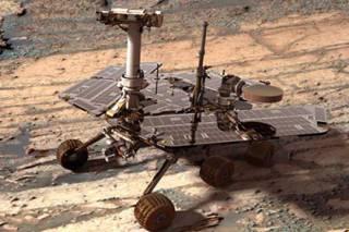 Марсоход Opportunity продемонстрировал ограниченность своих возможностей