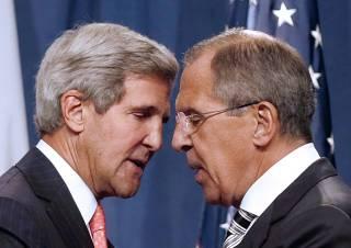 Керри в очередной раз попытался достучаться до Лаврова по поводу выполнения минских соглашений