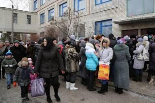 1,5 млн человек на Донбассе оказались на грани голода /ООН/